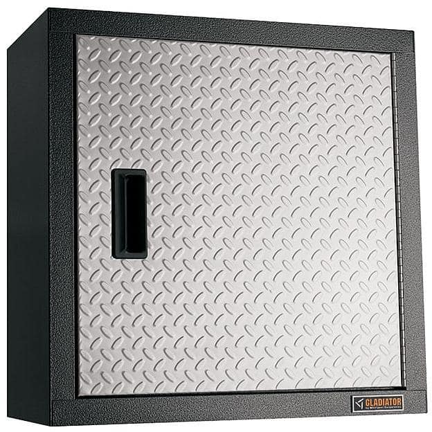"Gladiator 24"" Wall GearBox® Cabinet $72 Store pickup and Free Shipping"