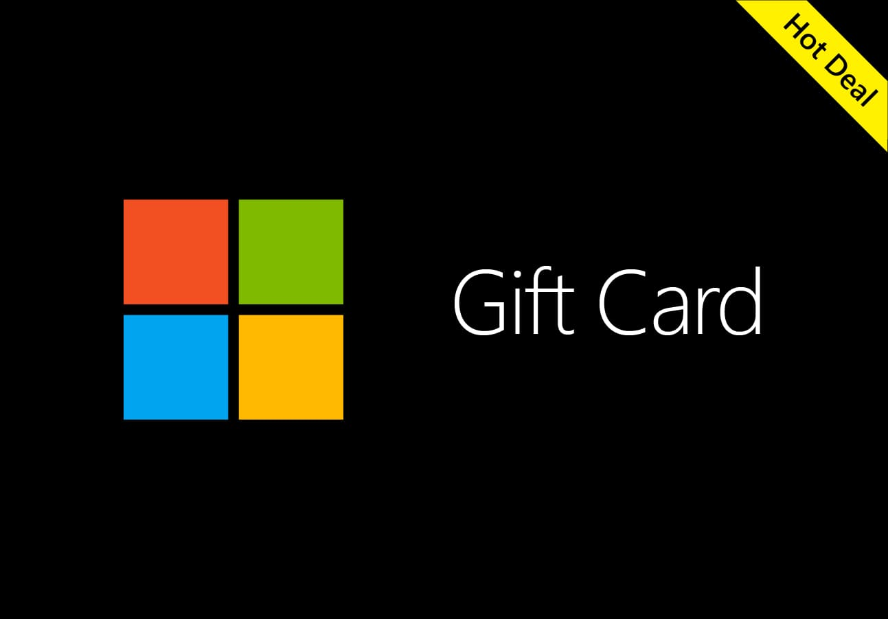 Microsoft Rewards Gift Card $10.00 for 7000 points