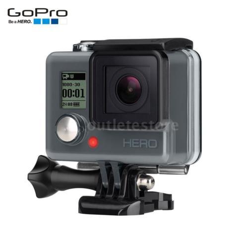 GoPro Hero CHDHA-301 1080P Sport DV Action Helmet Camera Camcorder Black Edition $67.04 + FS @outletestore via ebay