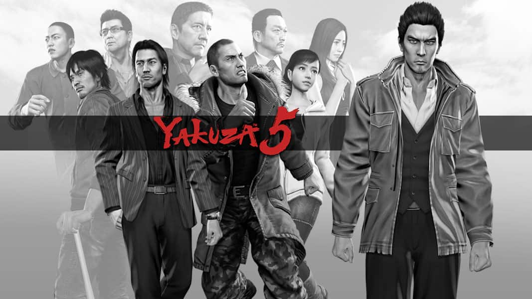 Yakuza 5 Digital on PS3 $19.99 with Plus Membership