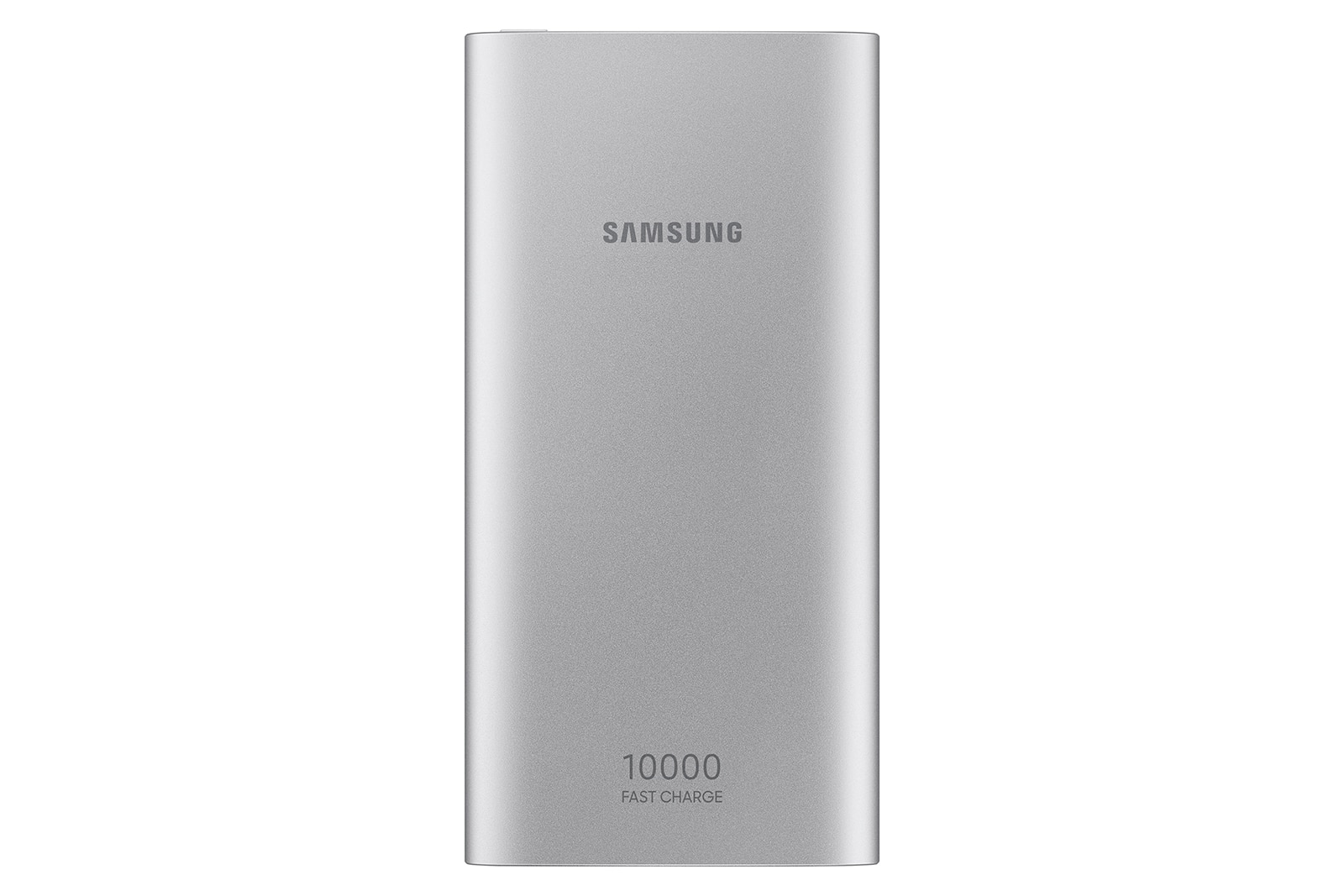 Samsung 10,000 mAh Portable Battery with Micro USB Cable, Silver $15.99