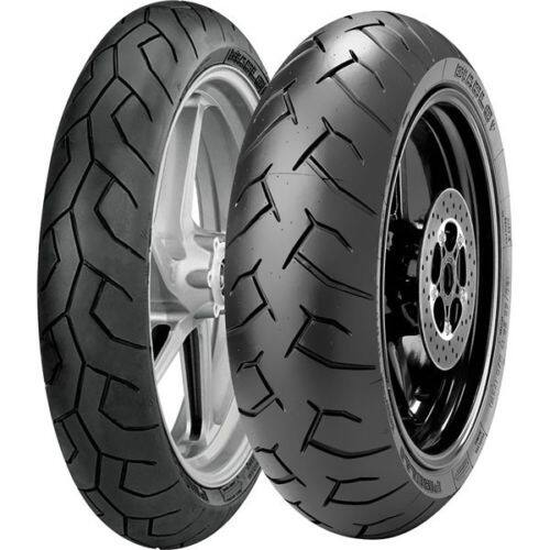 Motorcycle tires - Pirelli Diablo 120/70R-17 & 180/55R-17 $136 AC AR $135.95