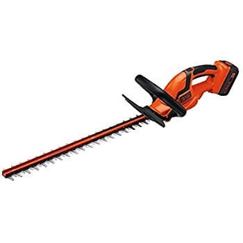"""BLACK+DECKER LHT2436 40V Cordless Hedge Trimmer 24"""" w/ Battery $88.18 + Free Shipping @ Amazon"""