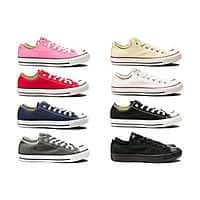 eBay Deal: Low top Converse Many Sizes and Colors $29.99 on Ebay