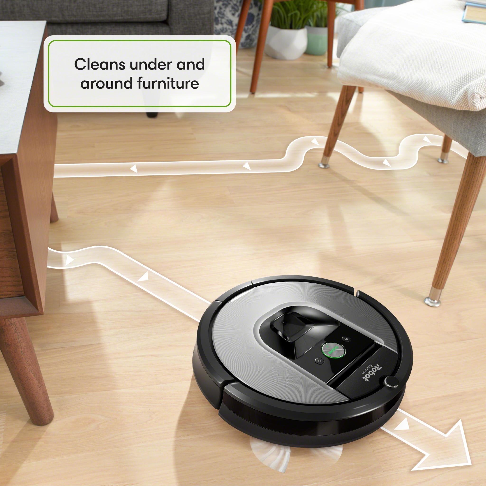 iRobot Roomba 960 $399.99 + Free shipping Amazon