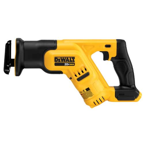 Two Dewalt DCS387B 20V MAX Cordless Reciprocating Saw with Two 5ah battery kit for $145 + free shipping