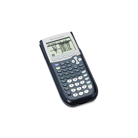 Texas Instruments TI-84 Plus Graphing Calculator, Black [Black, Standard] $86