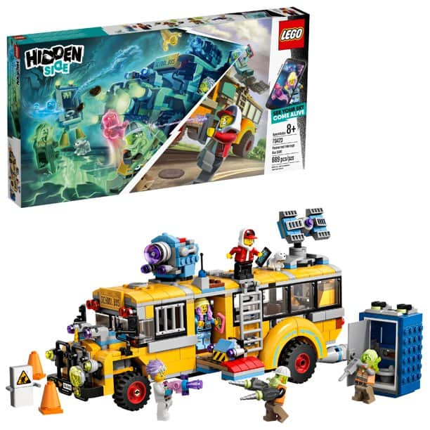 LEGO Hidden Side Paranormal Intercept Bus 30$ YMMV Walmart $30