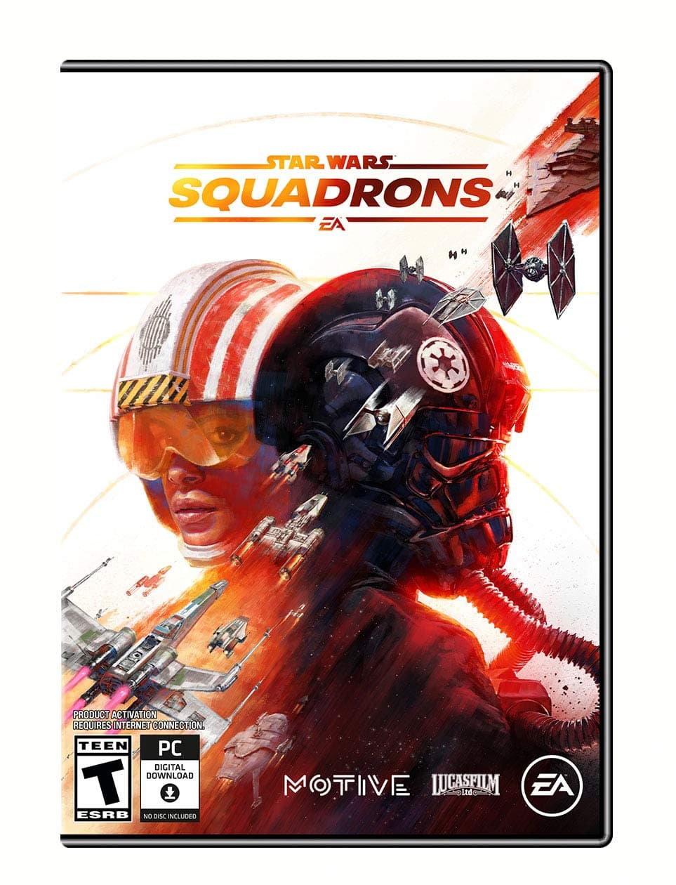 Star Wars Squadrons for Steam or Origin 25% off $29.99