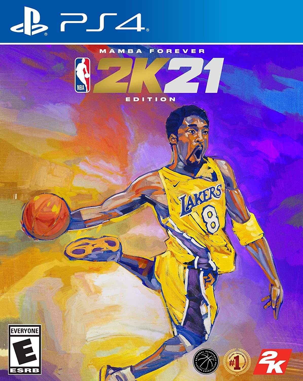 NBA 2K21 Mamba Forever Edition (PS4): $89.99