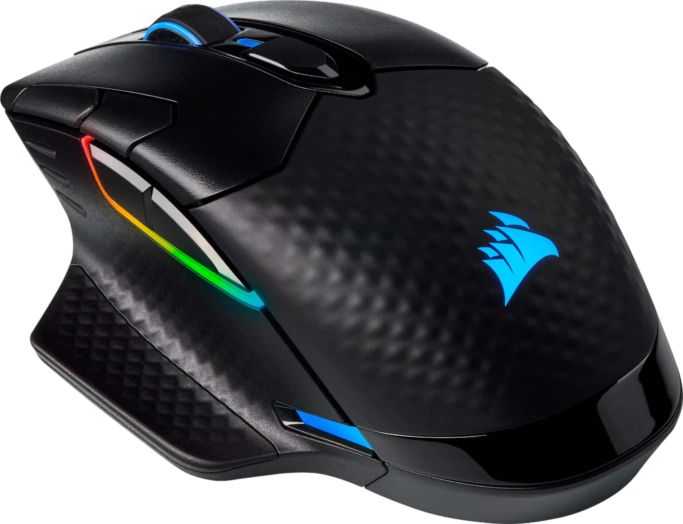 CORSAIR - DARK CORE RGB PRO Wireless Optical Gaming Mouse $70