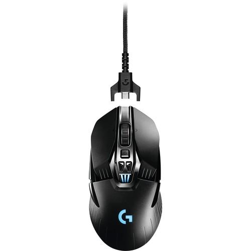 Logitech - G900 Chaos Spectrum Optical Gaming Mouse - Black $89.99