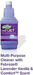 Swiffer WetJet solution refill (2 pack) $5.98 after clipped coupon, **Add On item