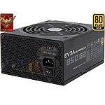 EVGA 220-G2-0850-XR $119.99 after $25.00 rebate card + FREE SH