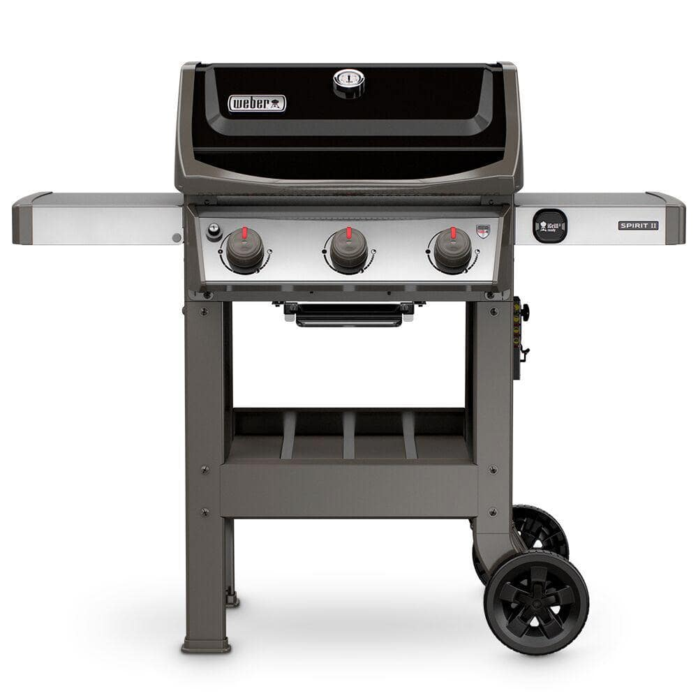 Weber Spirit II E-310 LP for $212.48... Extreme YMMV at Target!