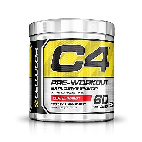 C4 Cellucor Pre-Workout Powder, 60 Servings $22.74