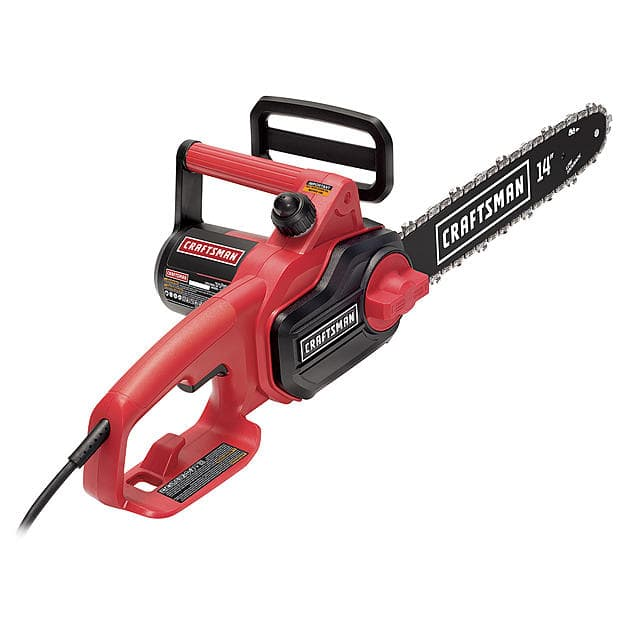 Craftsman electric saw $45 as low as $36 YMMV and Raker Saw $8