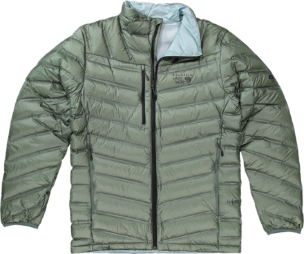 Mountain Hardwear StretchDown RS Jacket (Black) - 50% off MSRP $139.73