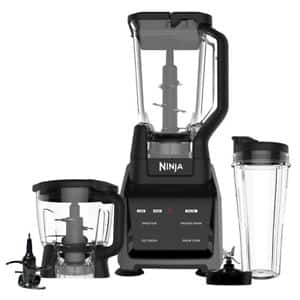 Ninja CT680 Intelli-Sense Kitchen Blender System with Total Crushing Pitcher $101.15