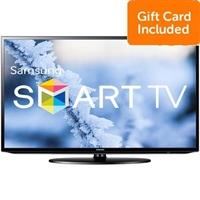 "Dell Home & Office Deal: 40"" Samsung UN40H5203AFXZA Smart LED WI-FI TV $397.99 plus $150 Dell Gift Card @ Dell"