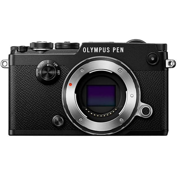 Olympus Pen-F Body Only Black $700+Tax FS Reconditioned and more.