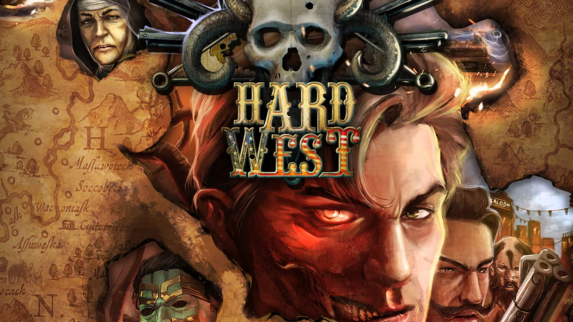 Hard West for Nintendo Switch $1.99