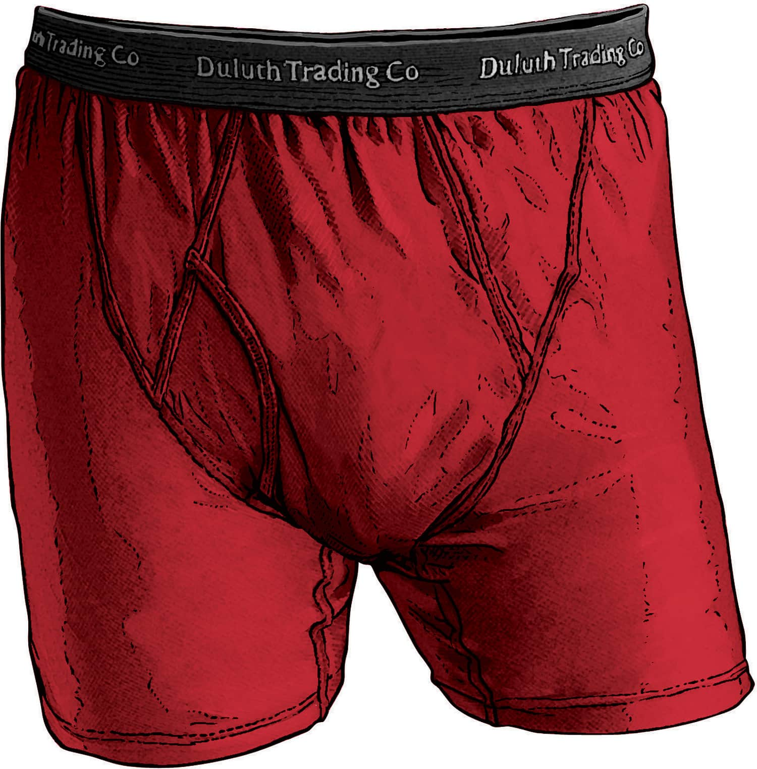 DuluthTrading - Buck Naked Underwear Sale - Men's $14.50 + 20% and free shipping over $75
