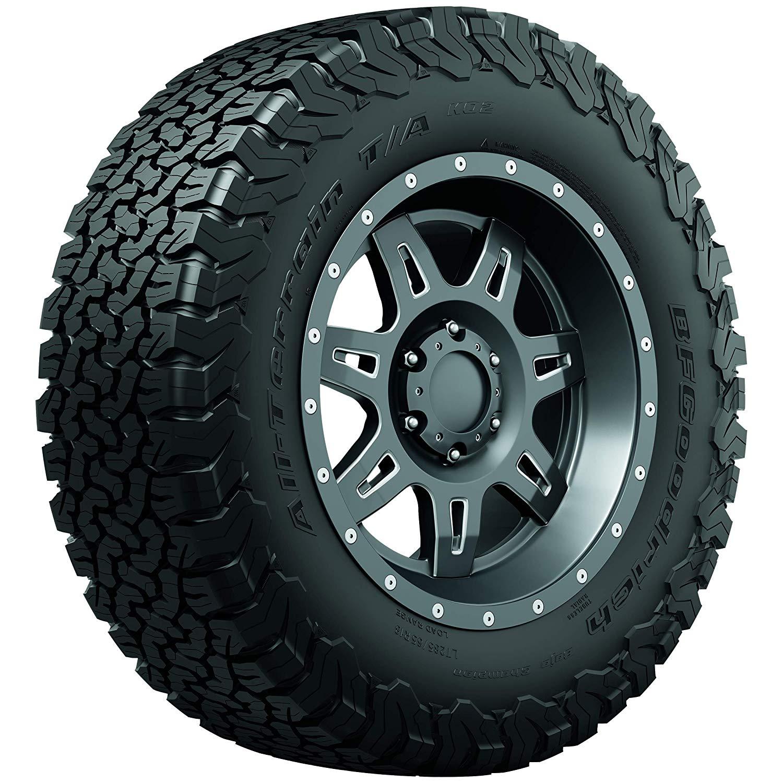 BFGoodrich All-Terrain T/A KO2 Tire -35x12.50 17 $173.56 w/ Amazon