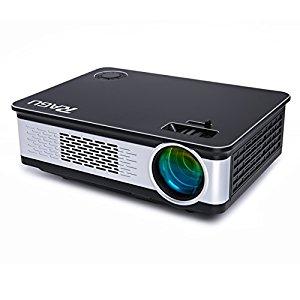 "RAGU Z720 HD Projectors Portable Movie Projector 3200 Luminous Efficiency 1280x720 5.8"" LCD Home Theater $146.76 + FS @Amazon"