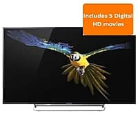 Dell Home & Office Deal: Sony 48 Inch LED Smart TV KDL-48W600B Smart $598 + $150 Dell eGift Card + Free Shipping