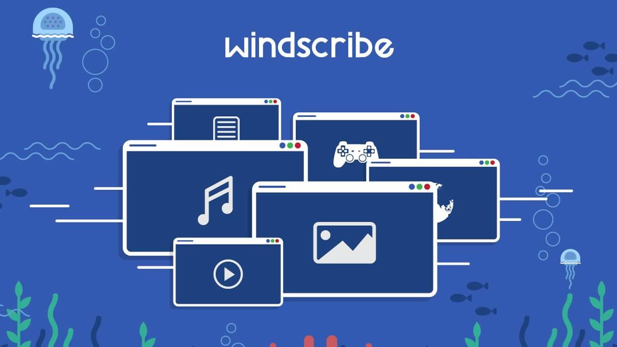 1 Year Windscribe VPN Pro Subscription $10