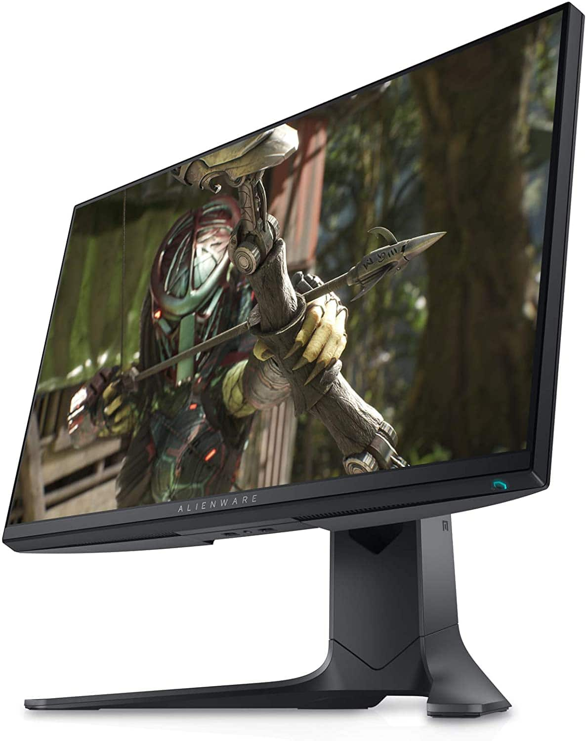 """Alienware AW2521HF 24.5"""" 1080p IPS Monitor - 240hz, 1ms, FreeSync Premium, G-Sync compatible (free shipping w/ Prime) $299.99"""
