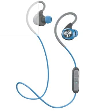 JLab® Epic Bluetooth 4.0 Wireless Sports Earbuds, Blue $7.94