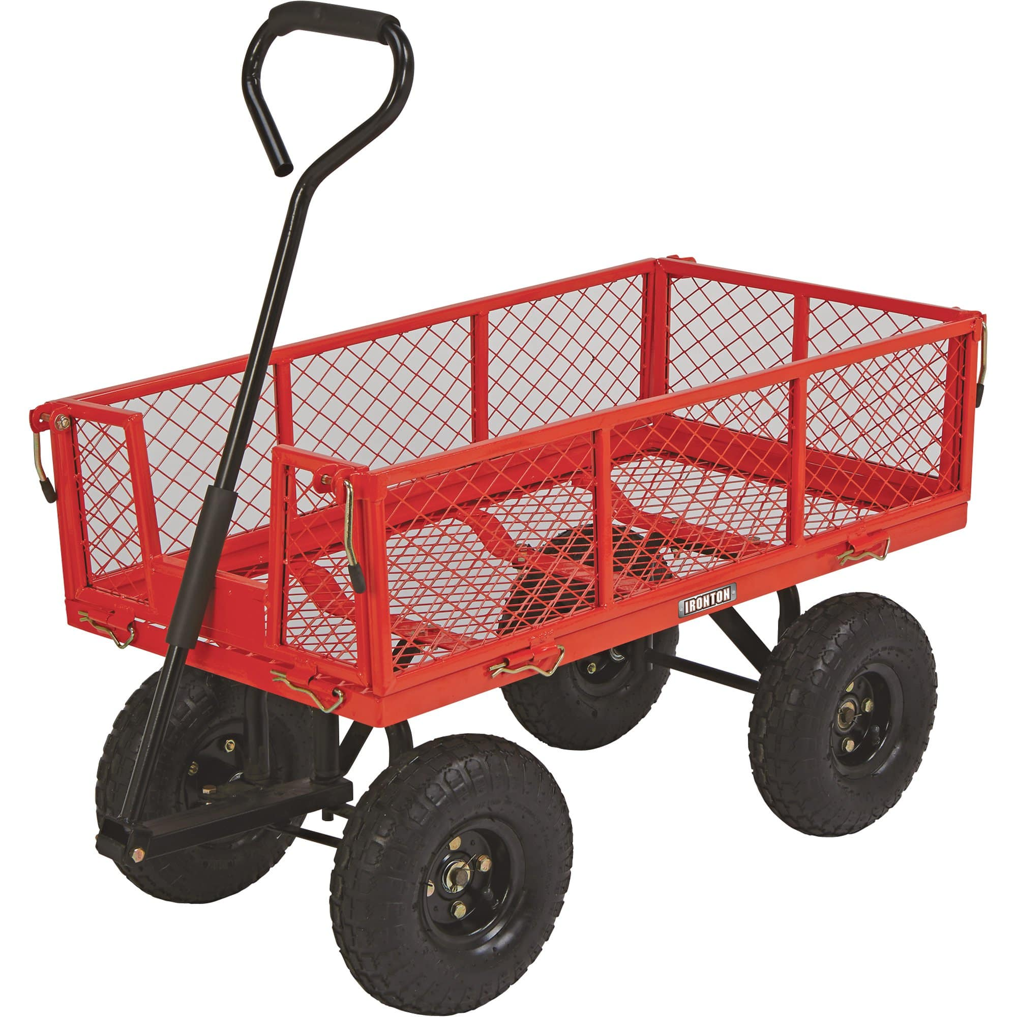 Ironton Steel Garden Wagon ($49 shipped)