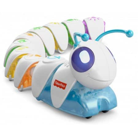 Fisher Price Think & Learn Code-a-pillar - $15 at Walmart (YMMV In-Store Only)