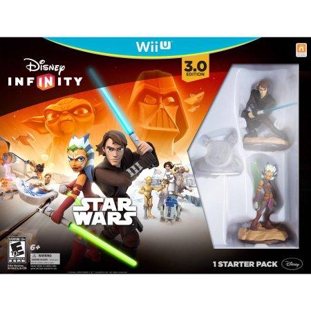 Wii U - Disney Infinity 3.0 Edition Starter Pack $9.88