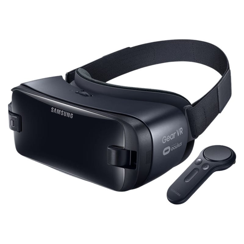 Samsung Gear VR with Controller (2017 Edition) SM-R324 $73.95 + Free Shipping