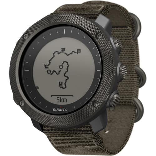 SUUNTO Traverse Alpha Sport Watch (Foliage) $349.3