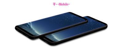 T-Mobile Samsung Galaxy S8/S8+ BOGO via rebate/refund ($750 maximum) Samsung.com