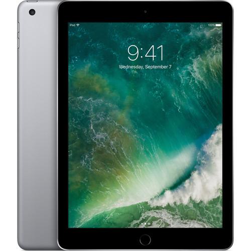 """Apple 9.7"""" iPad (2017) 32GB, Wi-Fi $299 @BH Photo"""