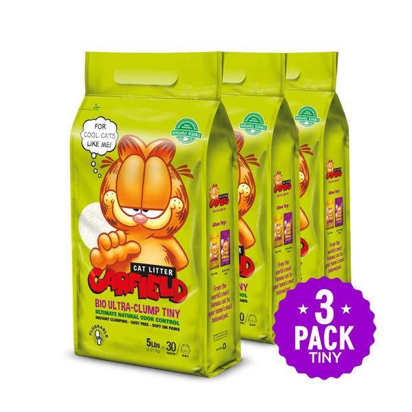 Jet.com: Garfield Cat Litter 50% Off - $11.29 per 15lb, F/S at $35