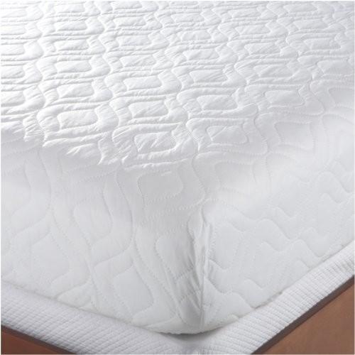 Bedsack Classic Mattress Pad, White [Twin Size] 14.99 at Amazon.com $14.99