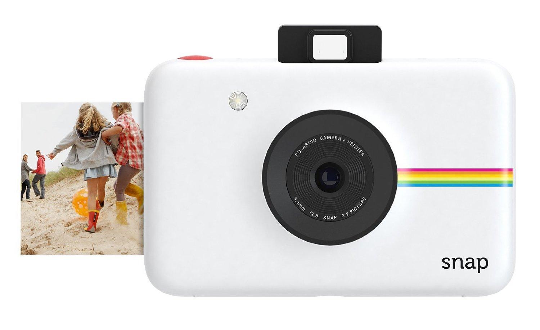 Polaroid Snap Instant Digital Camera $60 AC at Amazon