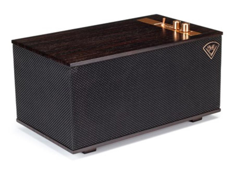 Klipsch Heritage Wireless Three Wi-Fi Bluetooth Speaker  w/Phono Input $260 Refurbished