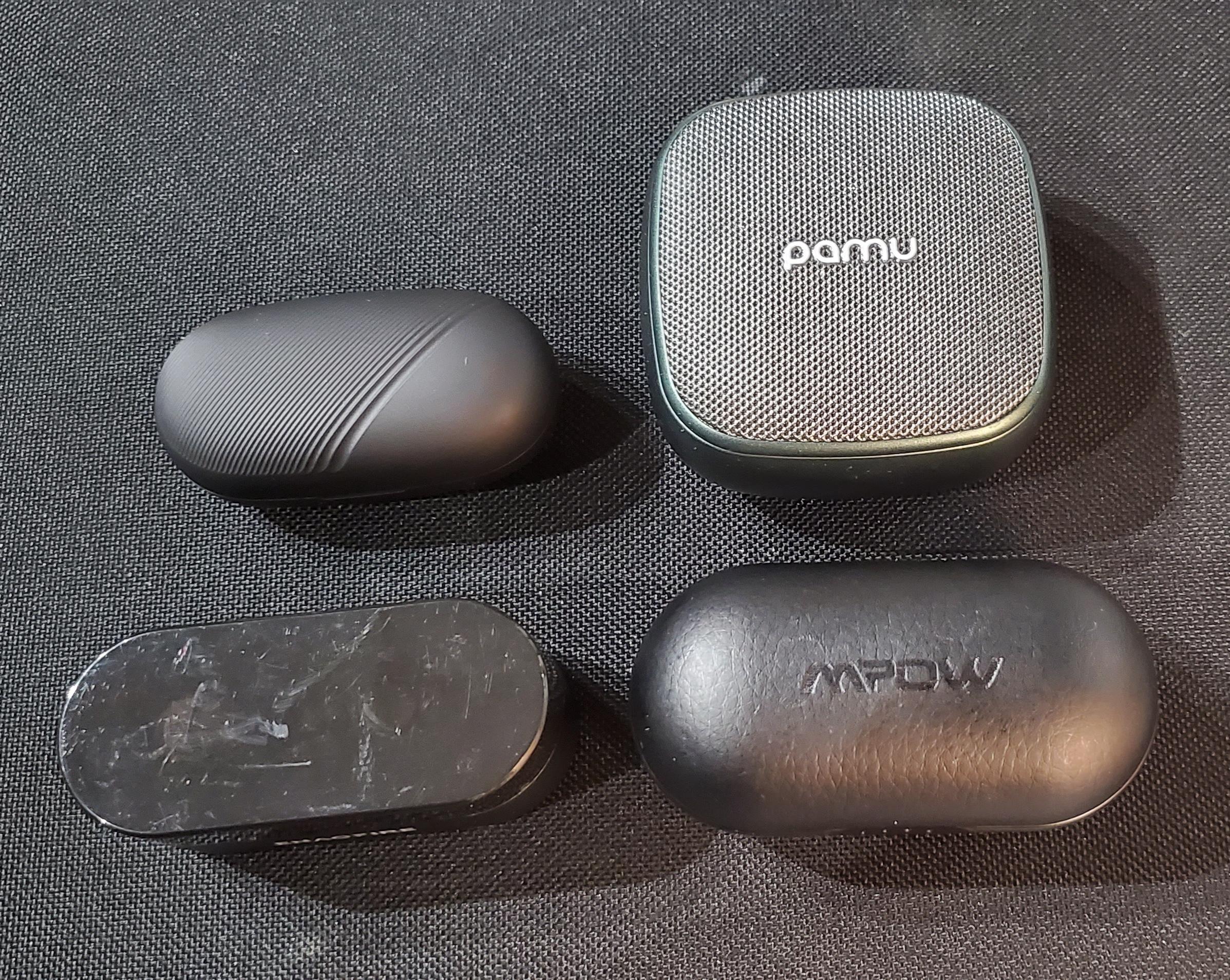 Bomaker True Wireless Earbuds w/Qualcomm AptX, Graphene Drivers, Ipx7 $32. 48AC