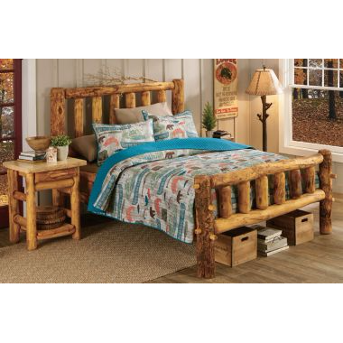 Cabela's Crystal Lake Three-Piece Quilt Set (Full/Queen = $29.88) (King = $39.88) originally $109.99