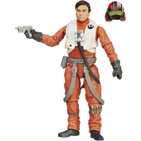 "Walmart - Star Wars The Black Series 3.75"" Figurines starting @ $4.00 Free Ship to store"