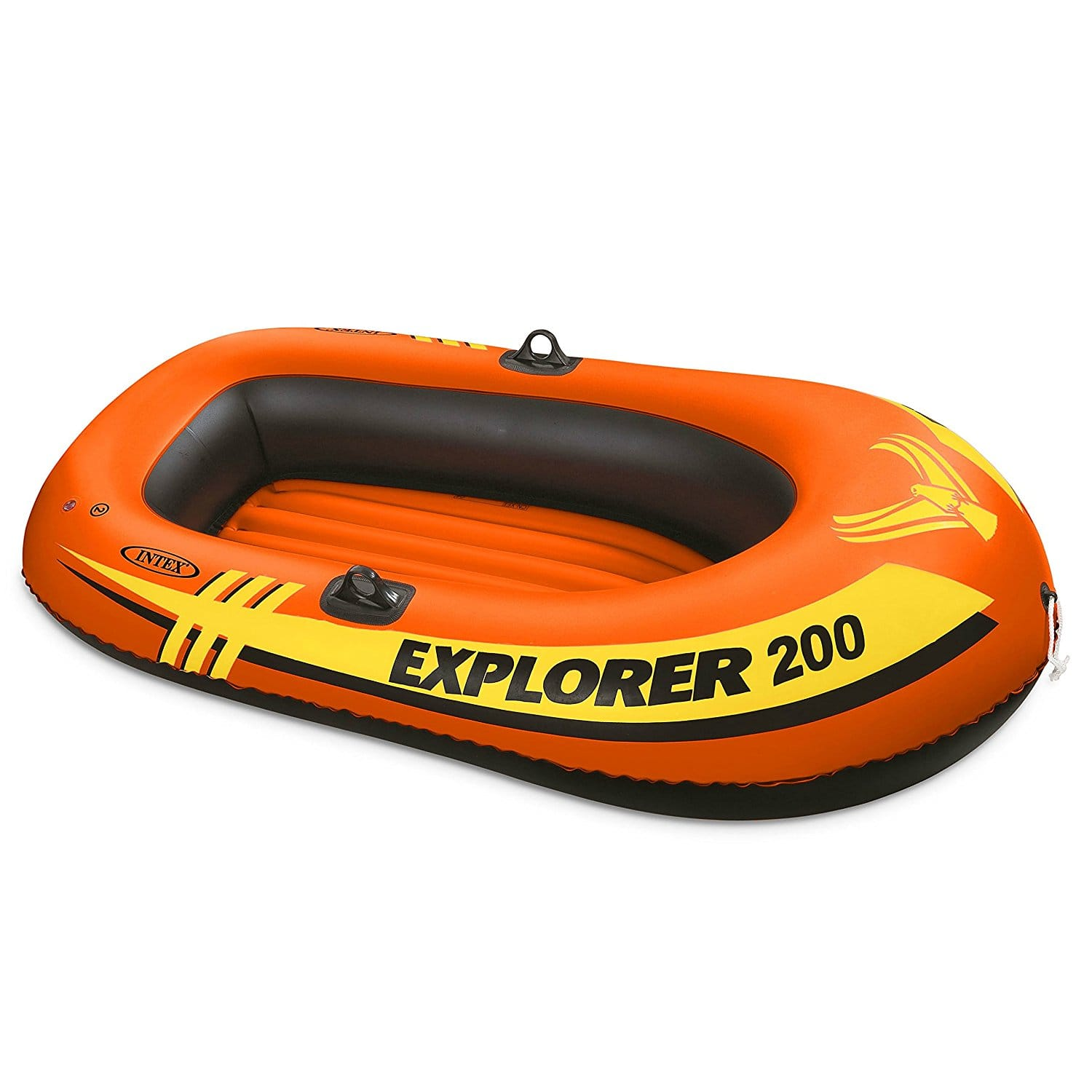 Amazon has the Intex Explorer 200, 2-Person Inflatable Boat for $9.78 (Add on Item) Previous FP Deal