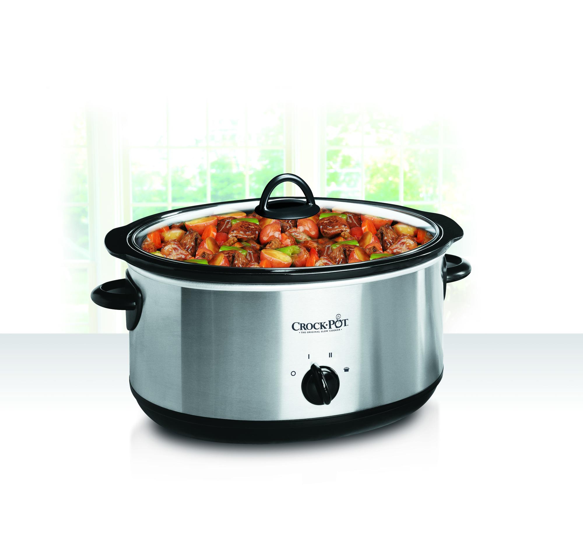 Walmart In Store Only - Crock-Pot 5 Quart Slow Cooker $9.88 YMMV B/M
