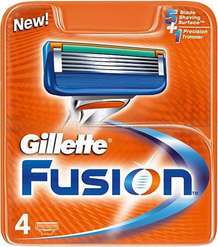 20 Gillette Fusion Blades - Ebay - $35.99 shipped